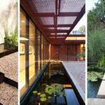 """8 ไอเดีย """"บ่อน้ำและสวนน้ำ"""" ดีไซน์ทันสมัย สวยงาม สร้างบรรกาศผ่อนคลาย ใกล้ชิดกับธรรมชาติ"""