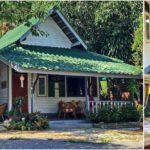 """""""บ้านอินทรีย์"""" บ้านรีสอร์ตแนวคอทเทจ สัมผัสบรรยากาศพักผ่อนในแบบเรียบง่ายและอบอุ่นเป็นกันเอง"""