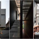 House 41 ทาวน์เฮ้าส์ทรงสูง ภายในออกแบบโปร่งโล่ง ตกแต่งด้วยกลิ่นอายไทยผสานไปกับความดิบของลอฟท์