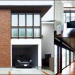 บ้านญี่ปุ่นสองชั้นดีไซน์เรียบง่าย อบอุ่นด้วยวัสดุธรรมชาติ ผ่อนคลายด้วยพื้นที่ชมวิวจากภายใน