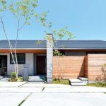 บ้านญี่ปุ่นชั้นเดียว อบอุ่น ผ่อนคลาย เรียบง่าย บนดีไซน์เปิดโล่งรับบรรยากาศเอาท์ดอร์