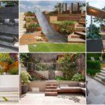 """13 ไอเดีย """"สวนหลังบ้านเล่นระดับ"""" มิติใหม่ของการจัดสวน เพิ่มความหลากหลายให้กับบรรยากาศแห่งการพักผ่อน"""