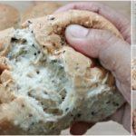 """อร่อยได้สุขภาพด้วยเมนู """"ขนมปังโฮลวีท 3 งา"""" ทำง่ายด้วยหม้ออบเตาแก๊ส"""