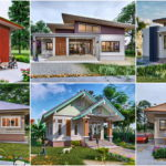 """20 ไอเดีย """"แบบบ้านชั้นเดียว"""" ดีไซน์เรียบง่ายกะทัดรัด ออกแบบพื้นที่ใช้สอยตอบโจทย์คนไทย"""