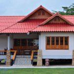 บ้านยกพื้นสูงสไตล์ไทยประยุกต์ หลังคาทรงมะนิลา2 ห้องนอน 2 ห้องน้ำ ครบทุกฟังก์ชันการใช้งาน