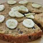 """แบ่งปันวิธีทำ """"เค้กกล้วยน้ำว้าแครนเบอรี"""" รสหวานอมเปรี้ยว อร่อยถูกใจคนรักสุขภาพ"""