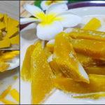 """วิธีทำ """"ฟักทองแกงบวด"""" ของหวานไทยพื้นบ้าน หอมหวานกะทิ กับขั้นตอนง่ายๆ ที่ใครก็ทำได้"""
