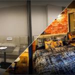 """รีวิว """"ตกแต่งห้องคอนโดมิเนียม"""" เปลี่ยนห้องเรียบๆ ให้กลายเป็นห้องสไตล์ลอฟท์ ในบรรยากาศสุดอบอุ่น"""