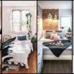 """26 ไอเดีย """"ห้องนอนขนาดเล็ก"""" บรรยากาศอบอุ่นผ่อนคลาย จัดวางพื้นที่ใช้สอยได้อย่างคุ้มค่า"""