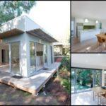 บ้านหลังเล็กกระทัดรัด ประหยัดพลังงาน บรรยากาศเย็นสบาย ใกล้ชิดธรรมชาติ