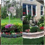 """22 ไอเดีย """"สวนดอกไม้ขนาดเล็ก"""" ปรับรอบบ้านให้สวยงาม เพิ่มเติมสีสันธรรมชาติให้พื้นที่ด้านนอก"""