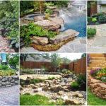 """22 ไอเดีย """"แต่งสวนด้วยหิน"""" เพิ่มความสวยงามและเป็นธรรมชาติให้สวนสวยของเรา"""