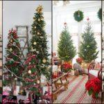"""25 ไอเดียแต่งบ้านด้วย """"ต้นคริสต์มาส"""" ต้อนรับเทศกาลแห่งความสุข"""