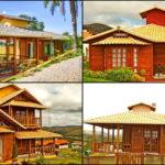 """6 ไอเดีย """"แบบบ้านไม้"""" ออกแบบพื้นที่พักผ่อนที่แสนอบอุ่นและเป็นธรรมชาติ"""