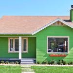 บ้านชั้นเดียวสไตล์คอจเทจ โทนสีเขียวสดใส บรรยากาศอบอุ่นน่ารัก พร้อมพื้นที่ใช้สอยครบครันทุกฟังก์ชัน