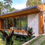 แบบบ้านโมเดิร์นทรอปิคอล ดีไซน์เปิดโล่ง กลมกลืนไปกับธรรมชาติ เข้ากับสภาพอากาศเขตร้อนชื้น