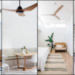 """25 ไอเดีย """"พัดลมเพดาน"""" ดีไซน์สวย ประหยัดพลังงาน ให้อากาศในบ้านเย็นสบาย"""