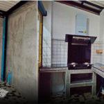 """แชร์ประสบการณ์ """"ต่อเติมครัวปูนในบ้านทาวน์โฮม"""" ครบครัน กะทัดรัด น่าใช้งาน งบประมาณ 60,000 บาท"""