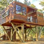 """""""Treehouse"""" บ้านพักตากอากาศกลางป่าใหญ่ พร้อมวิวมุมสูงที่สะกดทุกสายตา"""