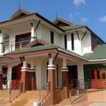 บ้านไทยประยุกต์สองชั้นยกพื้นสูง ดีไซน์เรียบง่าย พื้นที่ใช้สอยกว้างขวาง ตอบโจทย์ครอบครัวใหญ่