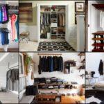 """24 ไอเดีย """"ตู้เสื้อผ้า"""" ฟังก์ชันการใช้งานหลากหลาย เหมาะสำหรับห้องนอนขนาดเล็ก"""