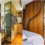 """42 ดีไซน์ """"ตู้เสื้อผ้าบิวท์อิน"""" จัดระเบียบให้เครื่องแต่งกาย พร้อมเพิ่มความสวยงามให้ห้องนอน"""