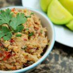 """""""น้ำพริกปลาทูแห้ง"""" น้ำพริกสูตรโบราณ ทานพร้อมผักสดกรอบๆ อร่อยกันให้เพลิน"""